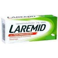 Tabletki LAREMID ( LOPERAMID) x 10 tabl.