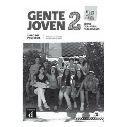 Gente Joven 2. Książka Nauczyciela. Nueva Edicion (2014)