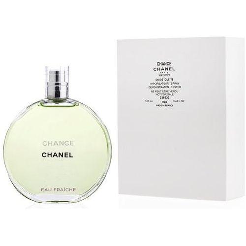 Chanel chance eau fraiche, woda toaletowa – tester, 100ml