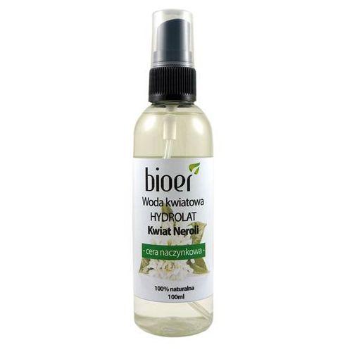 Bioer Woda kwiatowa neroli - hydrolat z kwiatów gorzkiej pomarańczy - 100ml