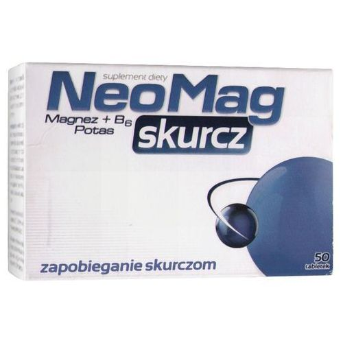 Tabletki NeoMag Skurcz tabl. x 50