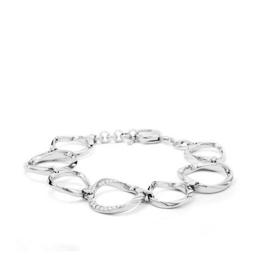 Biżuteria Fossil - Bransoleta JF01145040 (4053858173880)
