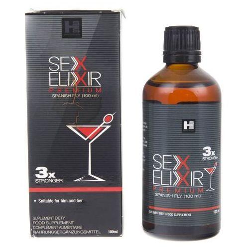 SHS Sex Elixir Premium (hiszpańska mucha) - 100 ml
