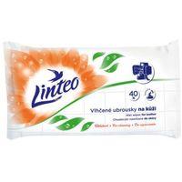 Linteo  40szt chusteczki nawilżane do pielęgnacji wyrobów skórzanych