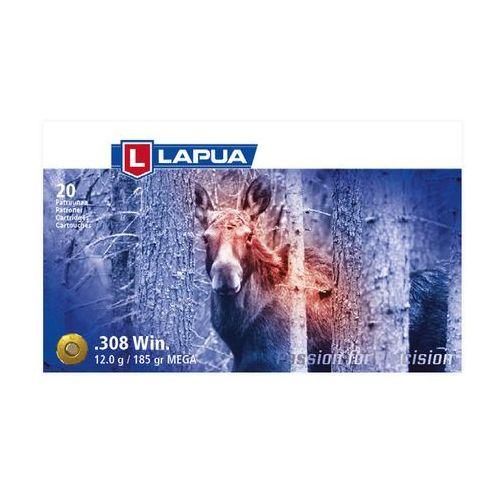 Lapua Amunicja .308 win. mega 12g/185gr sp