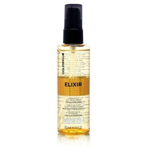 Elixir oil treatment versatile, olejek regenerujący 100ml Goldwell