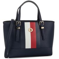 Torebka TOMMY HILFIGER - Honey Small Tote Corp AW0AW07402 0G7