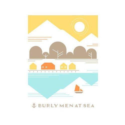 Burly Men At Sea - K00628- Zamów do 16:00, wysyłka kurierem tego samego dnia!