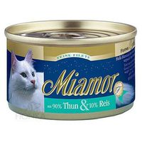 Miamor feine filets filety mięsne z tuńczyka pokarm dla kota puszka 100g