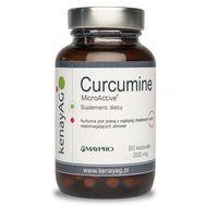 Kapsułki Kurkuma zmikronizowana - MikroActive Curcumin (60 kapsułek)