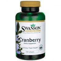 Swanson Żurawina (Cranberry) - (180 kap)