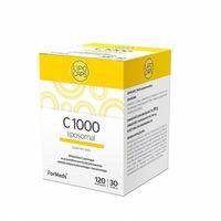 LIPOCAPS C 1000 - prawidłowe funkcjonowanie układu odpornościowego i nerwowego - ForMeds