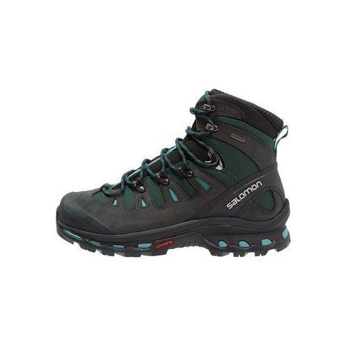 Salomon QUEST 4D 2 GTX Buty trekkingowe asphalt/green black/haze blue