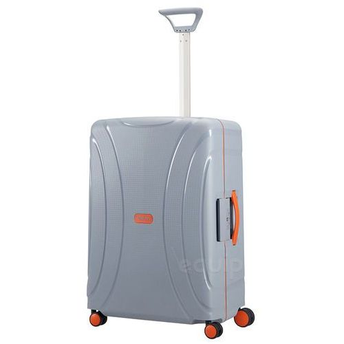 Walizka średnia lock'n'roll + gratis poduszka podróżna - volt grey American tourister