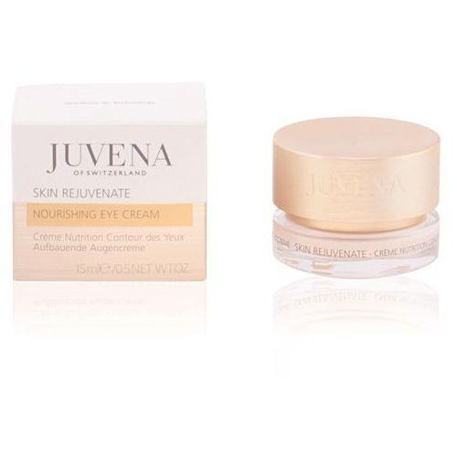 Juvena skin rejuvenate nourishing przeciwzmarszczkowy krem pod oczy do wszystkich rodzajów skóry (nourishing eye cream) 15 ml