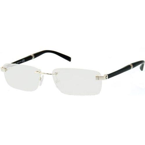 Okulary Korekcyjne Mont Blanc MB9101 F80