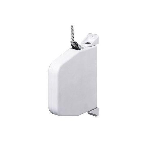 Jarolift Miniaturowy, uchylny zwijacz do montażu natynkowego, z linką o dł. 5 m, biały