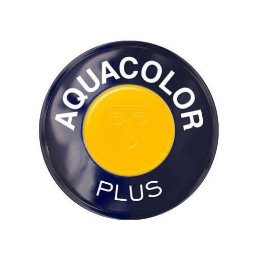 Kryolan AQUACOLOR PLUS (YELLOW) Farba do makijażu ciała - YELLOW (1102)