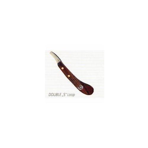 Nóż do kopyt Double S Loop DELUXE