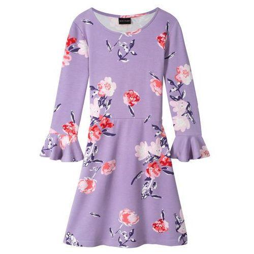 38ced1f5 Sukienka szyfonowa z cekinami niebieski mentolowy (bonprix)