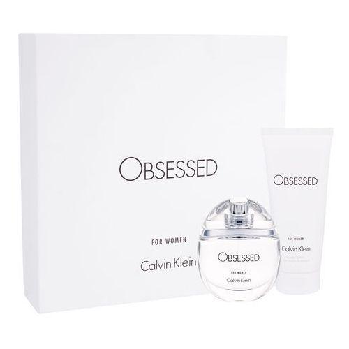 Calvin Klein Obsessed For Women zestaw dla kobiet