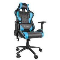 Fotel GENESIS NITRO 880 Czarno-niebieski