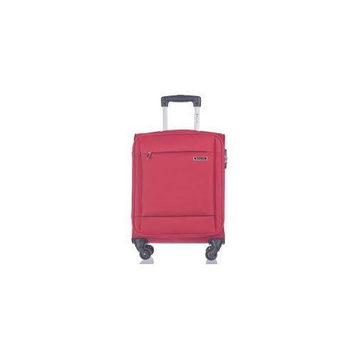 PUCCINI walizka mała/ kabinowa EM50720 z kolekcji PARMA 4 koła materiał poliester zamek szyfrowy, EM 50720 C