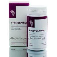 F- RESVERATROL, Resweratrol, Suplement Diety