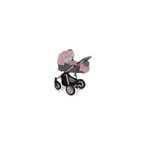 Wózek wielofunkcyjny Dotty Baby Design (różowy), lupo dotty 08 2017