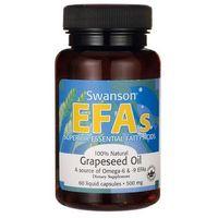 Grapeseed oil 500mg 60 kaps. (5907501101258)