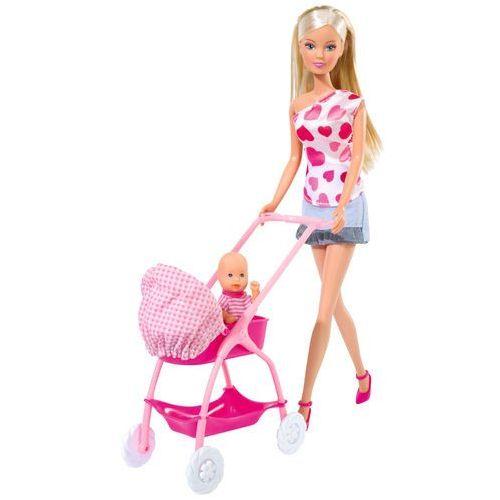 Steffi mama z dzieckiem w zestawie marki Simba