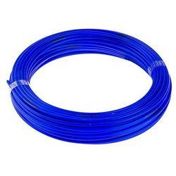 Pancerz przerzutkowy ACCENT 4mm x 3m niebieski fluo, 610-22-521_ACC