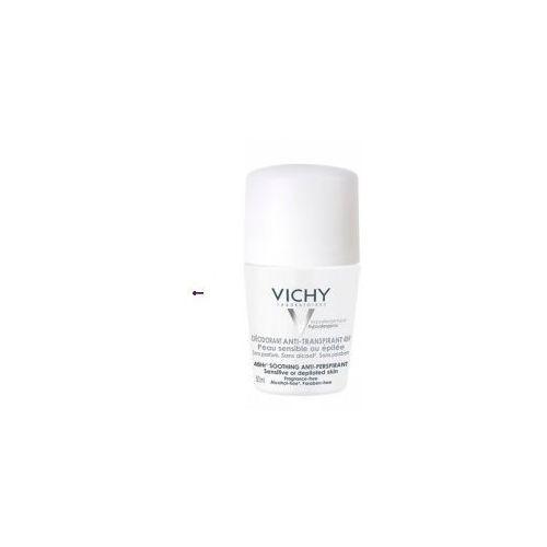 Vichy Deo 48h (W) dst roll-on kojący skóra wrażliwa/po depilacji 50ml