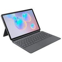 Etui z klawiaturą SAMSUNG Book Cover do Galaxy Tab S6 10.5 cali Szary, EF-DT860UJEGWW