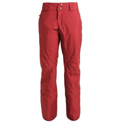 Patagonia SNOWBELLE Spodnie narciarskie drumfire red, 31129