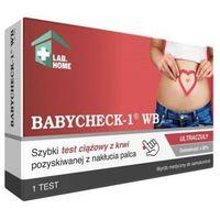 BABYCHECK-1 WB Test ciążowy z krwi