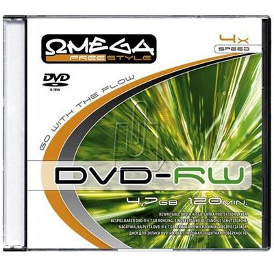 Płyty CD, DVD, BD Omega Pasaż Biurowy