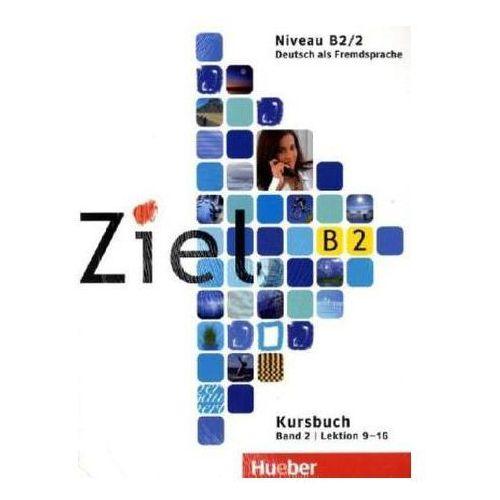 Ziel B2 Band 2 Pakiet - Kursbuch + Arbeitsbuch + CD-ROM (lektion 9-16) Hueber, Hueber