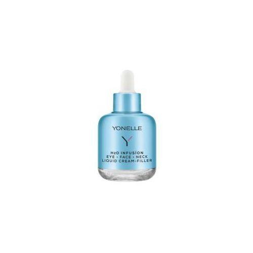 Yonelle H2O Infusion, płynny krem - wypełniacz zmarszczek pod oczy, na twarz i szyję, 50ml