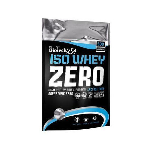 Bio Tech USA Iso Whey Zero - 500 g