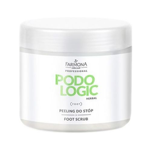 Podologic herbal peeling do stóp Farmona - Świetny upust
