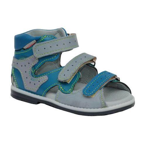 Sandały profilaktyczne Mazurek - 291/292/292+ sandały z obcasem Thomasa