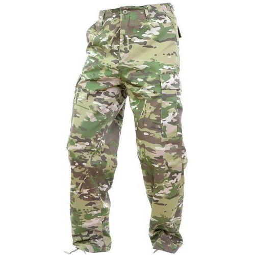 Mil-tec spodnie bdu ranger multicam - multicam
