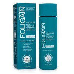 Mycie włosów  Foligain Naturale