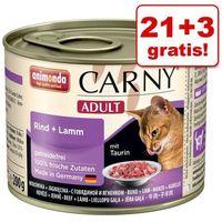 Animonda cat carny adult smak: indyk i krewetki 6 x 200g (4017721737036)