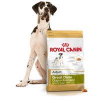 great dane - 12kg + promocja 4+1 gratis!!! marki Royal canin