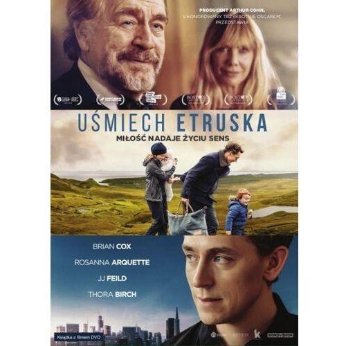 Uśmiech etruska dvd - oded binnun, mihal brezis - książka marki Telewizja polska s.a.