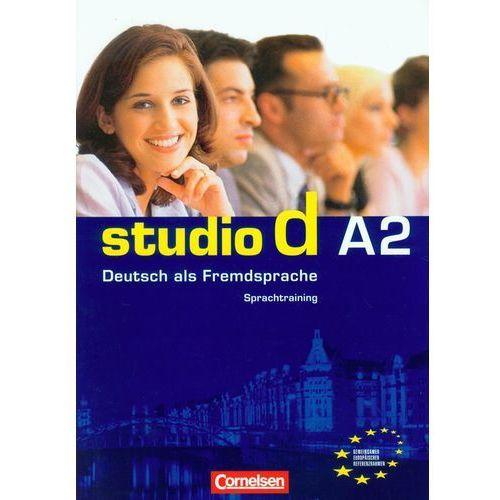 studio d A2, Lekcje 1-12, Sprachtraining (zeszyt ćwiczeń), Cornelsen