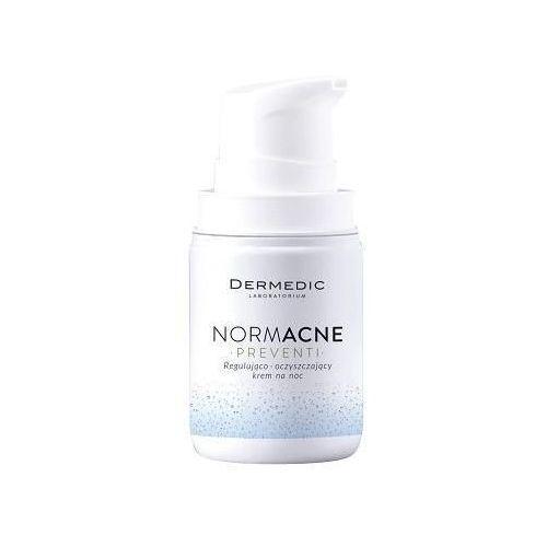 Biogened Dermedic normacne preventi regulująco-oczyszczający kren na noc 55g