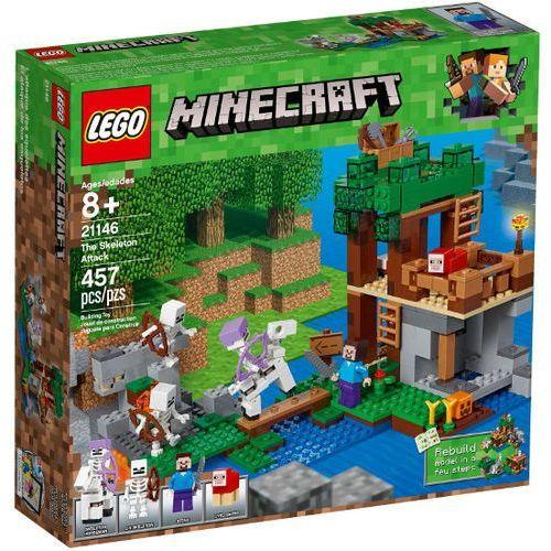 21146 ATAK SZKIELETORÓW (The Skeleton Arena)- KLOCKI LEGO MINECRAF6